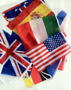 FLAGS OF THE WORLD amazon