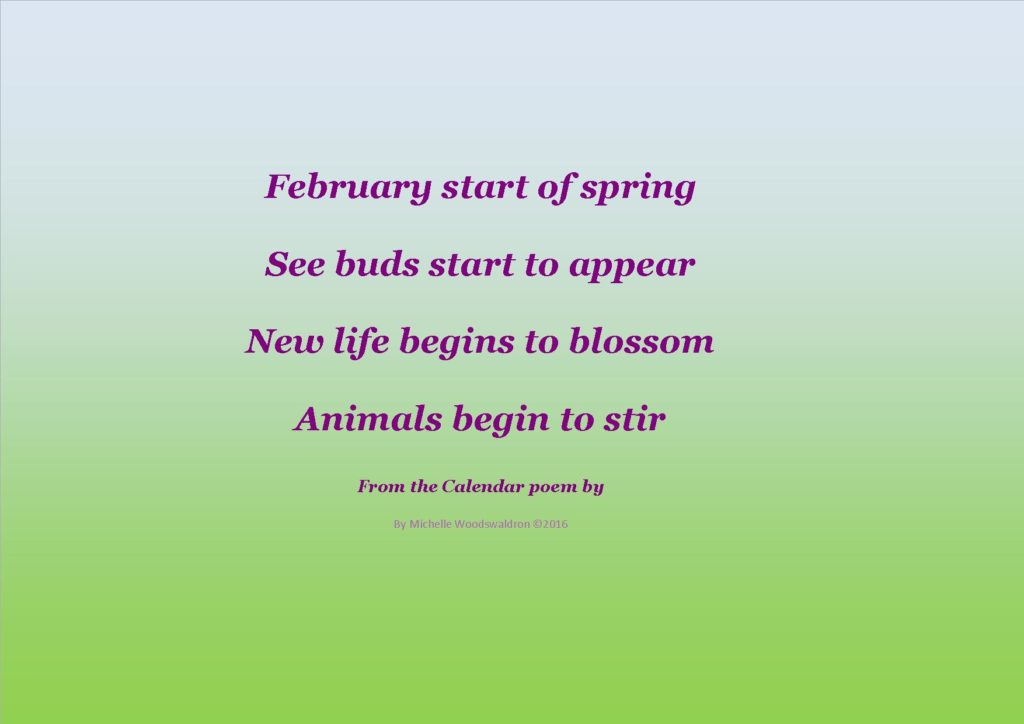 Welcome To February Spring Is Sprung 1stearlyed