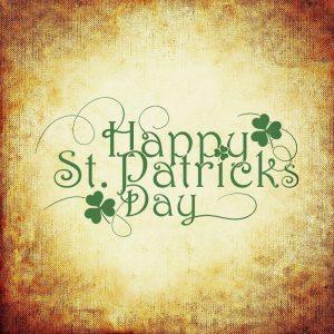 Happy St Patridcs Day