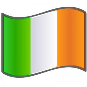 irish flag 2