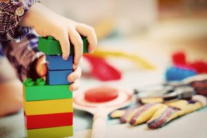 child-building blocks